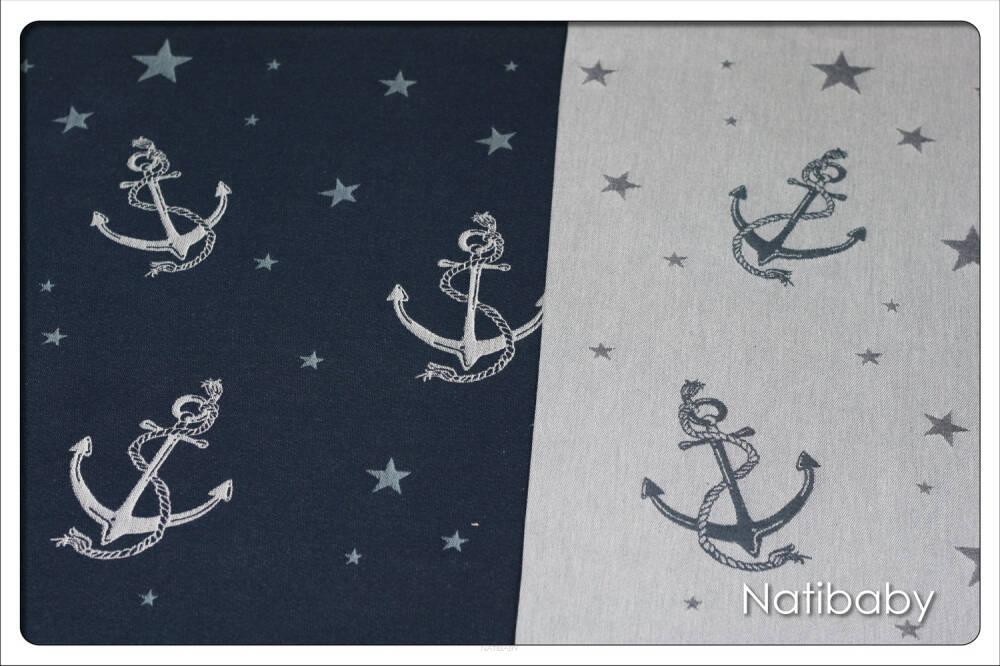 Natibaby Tragetuch - Star of the Sea
