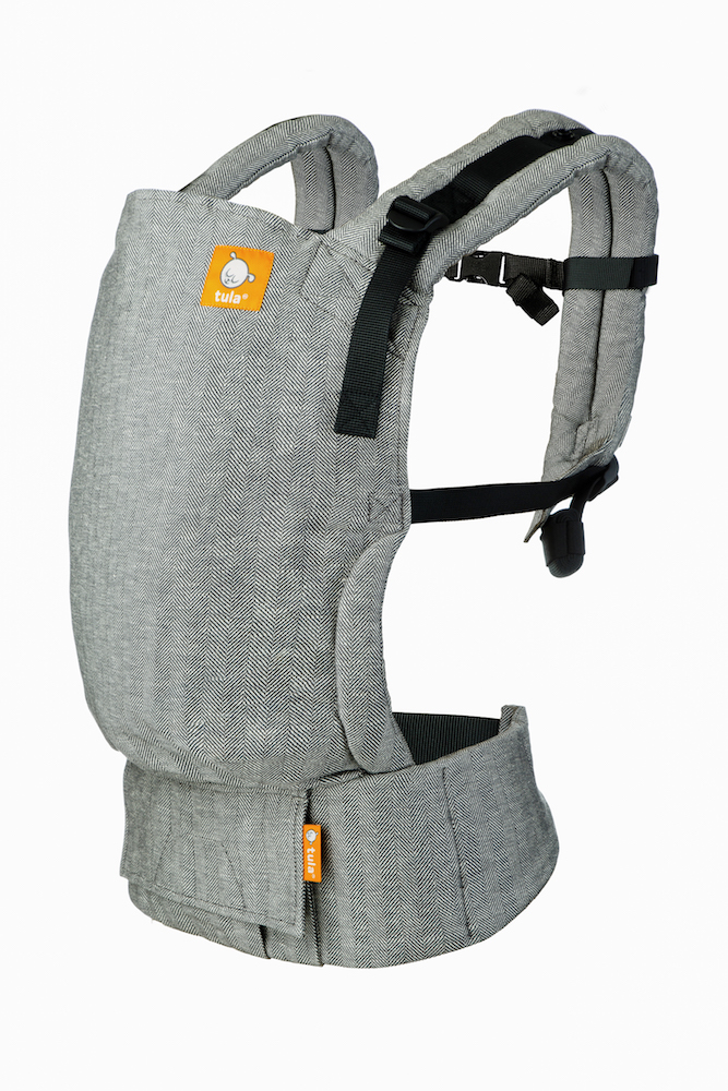 Tula Free-to-Grow Baby Carrier - Linen Ash