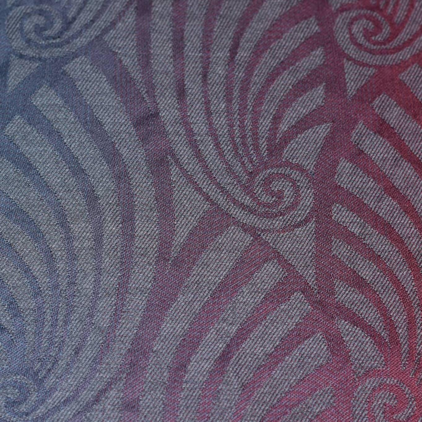 Dandy Coral Reef Grad Grey Wool