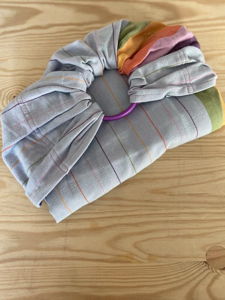 Girasol Ringsling  - Rainbow Dash by Tula