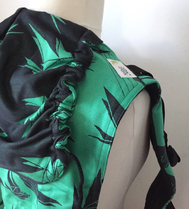 Madame Jordan Onbuhimo - Dock Emerald